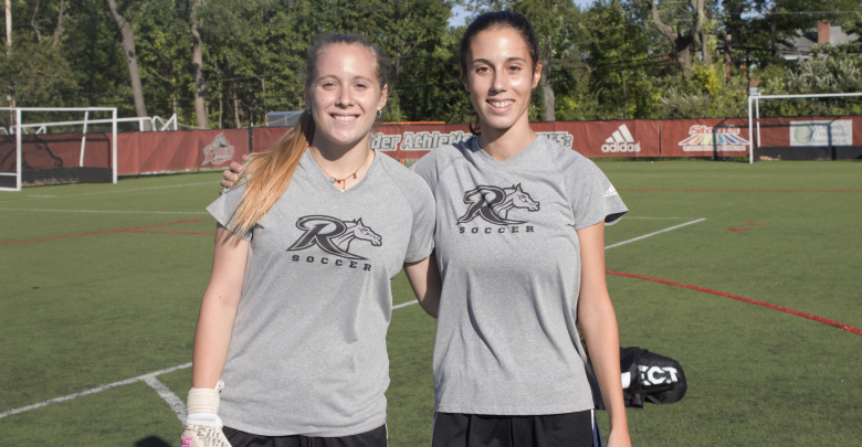 Photo of Soccer players find home away from home