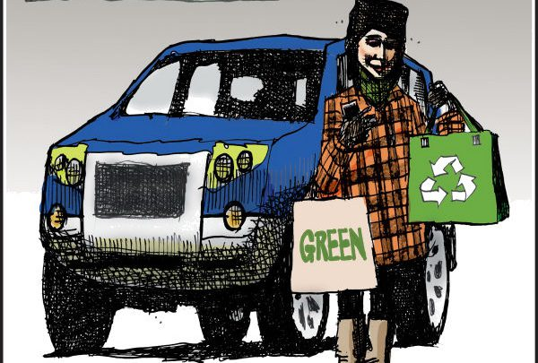 Photo of Green Corner: Why can't going green be a fashion statement too?