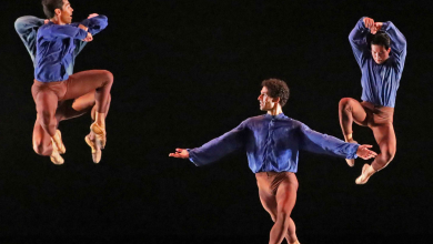 """Photo of """"Star"""" choreographer honored with three-act showcase ballet"""