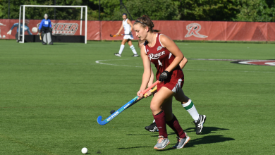 Photo of Rider brushes off Colgate in 2-0 victory