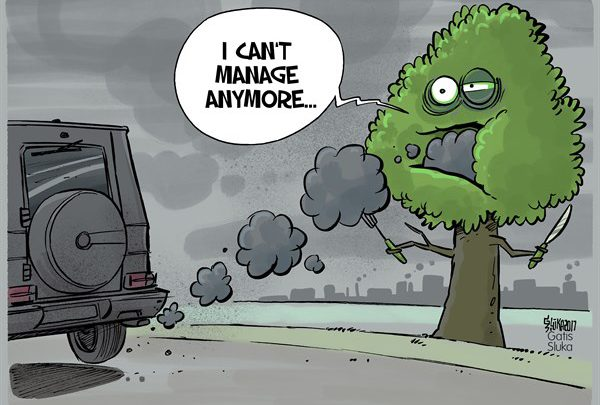 Photo of Green Corner: Daily decisions can help make our air safer