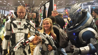 Photo of Picture perfect: Student steps into comic book world, witnesses professor's impact