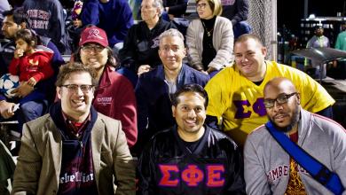 Photo of Homecoming unites community, restarts tradition