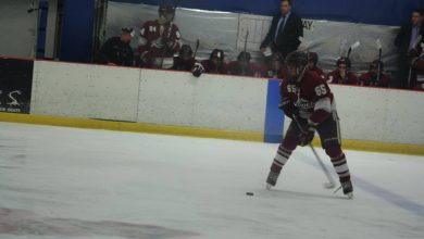 Photo of Johnson scores hat trick in victory over West Chester
