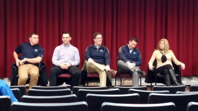 Photo of Sports industry pros pitch ideas for success