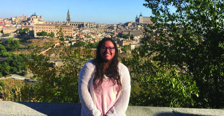 Photo of Studying abroad inspires service in Peace Corps