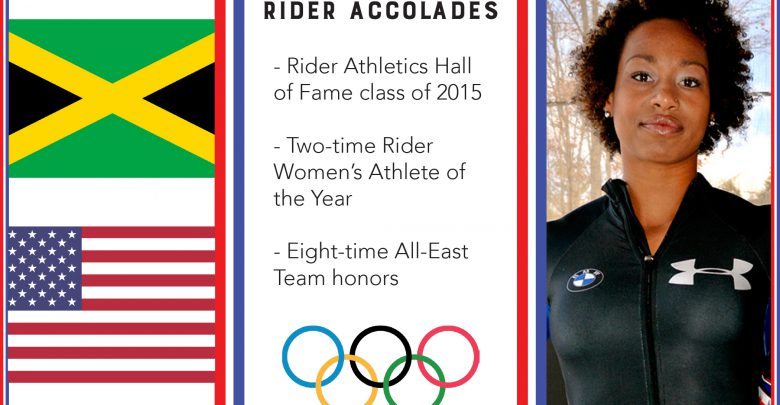 Photo of Decorated alum heading for world stage