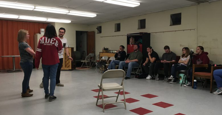 Photo of By combining creative forces, improv club is a RIOT