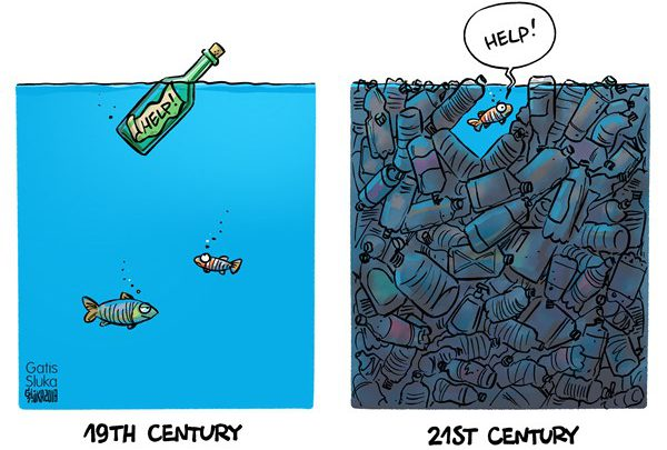 Photo of The dangerous effects of plastic pollution