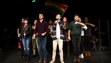 "Photo of Revolt cast lets  their ""Freak Flag"" fly"