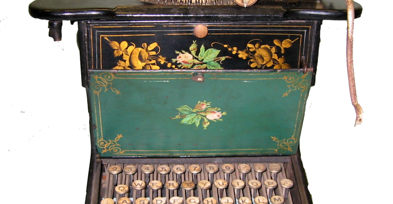 Photo of From typewriters to touch screens, a spotlight on the past