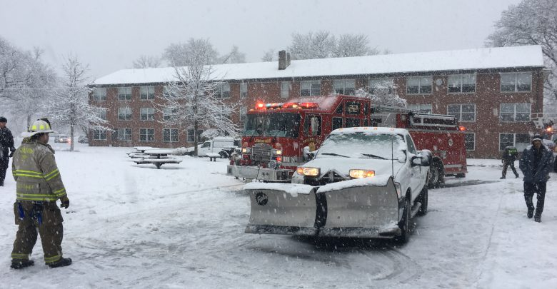 Photo of BREAKING: Female student hit by snowplow