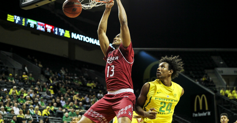 Photo of Ducks soar past Broncs in NIT first round