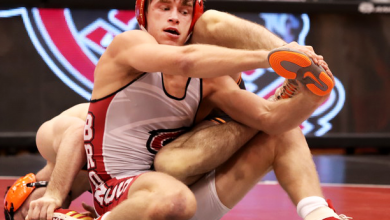 Photo of Unfamiliar territory for Rider after NCAAs