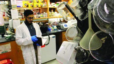 Photo of McNair program helps minority students break into science field