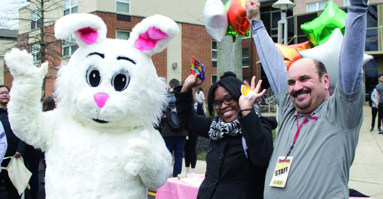 Photo of Look at all those chickens: Student cracks the competition at egg hunt
