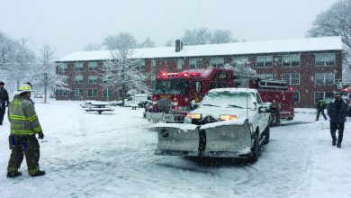 Photo of Police report details snowplow incident