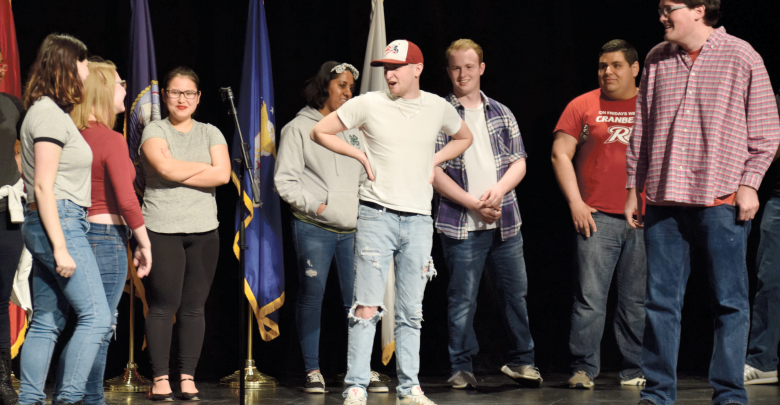 Photo of Comedy show draws laughs from audience, generates funds, support for veterans