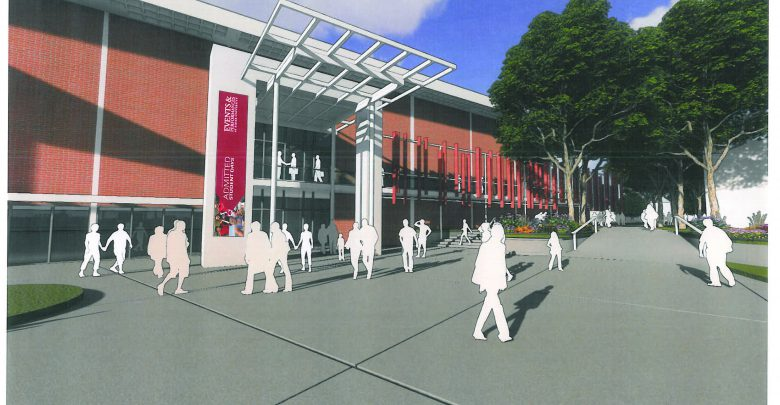Photo of Big changes made around campus, more renovations to come