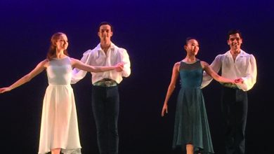 Photo of Everything is beautiful at the ballet: American Repertory Ballet comes to BLC
