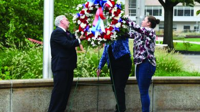Photo of Campus unites to honor 9/11 victims, 17 years later