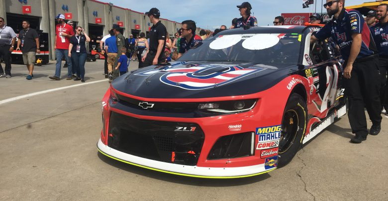 Photo of Life in the fast lane: My weekend getting the inside scoop in the world of NASCAR