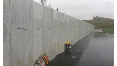 Photo of Students visit Flight 93 crash site, learn history of 9/11