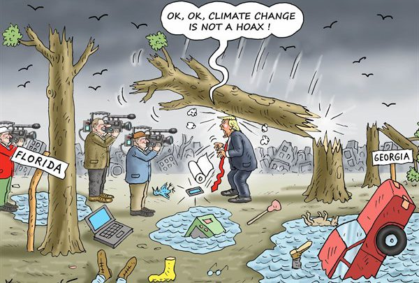 Photo of Lets talk about climate: we are running out of time