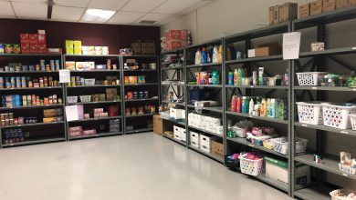 Photo of Food pantry helps students obtain necessities with low income