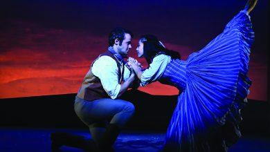 Photo of 'Oklahoma!' dances into audience's heart