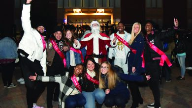 Photo of Annual celebration of lights brings joy to Rider students