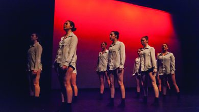 Photo of Rider Dance Ensemble 'comes alive' in fall showcase