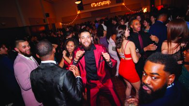 Photo of The Cranberry and White Affair: A night to remember