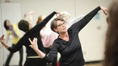 Photo of New Master's program focuses on movement