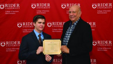Photo of Future bronc wins full-tuition scholarship