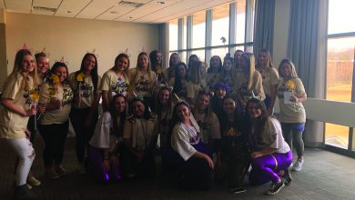 Photo of Sorority bid day shapes sisterhood bonds