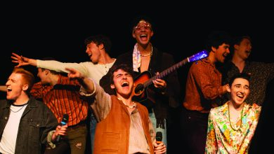 Photo of 'Woodstock' cast sings songs of the 60s