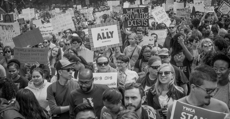 Photo of Black Student Union Speaks