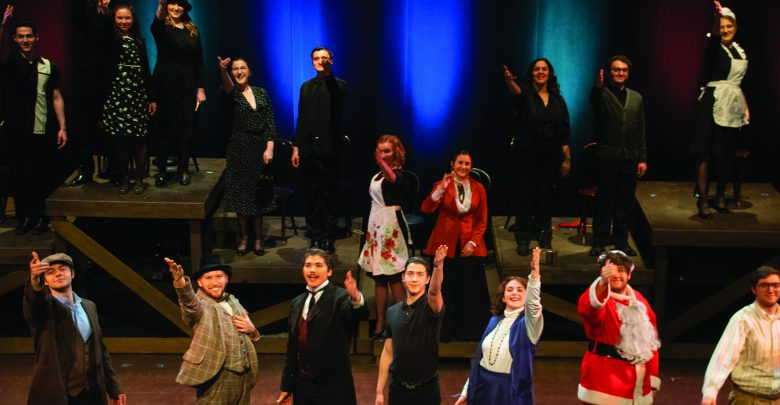 Photo of Rider musical theater performance is  'killer'