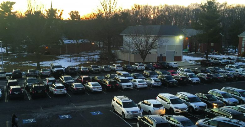 Photo of Student petition pushes for faculty lot access