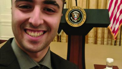Photo of Student invited to White House