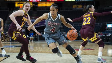 Photo of Third-quarter comeback sends Broncs to MAAC semis