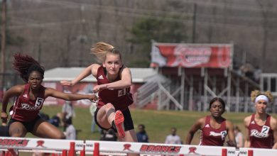 Photo of Rider hurdles over competition for home victories