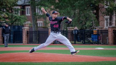 Photo of Pitching struggles send Rider to 1-5 in MAAC