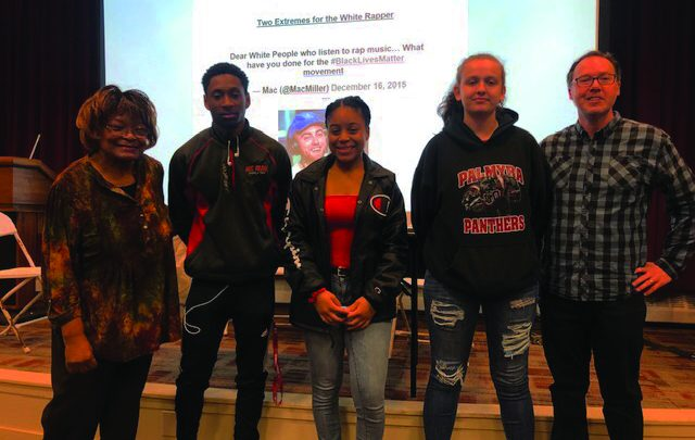 Photo of Love and Hip-Hop: professor hosts book discussion