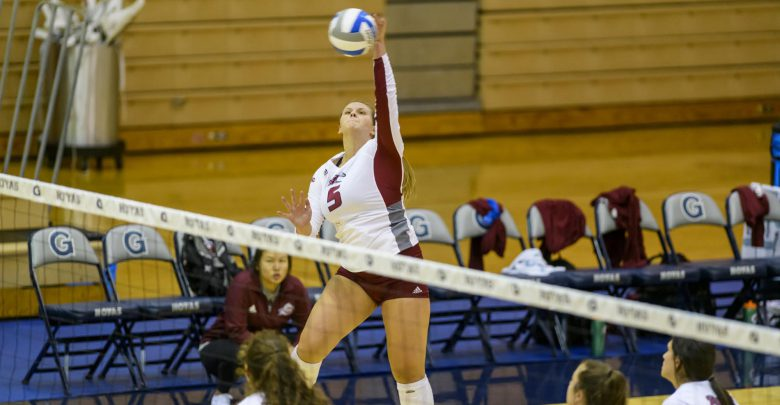 Photo of Volleyball wins first two MAAC matches
