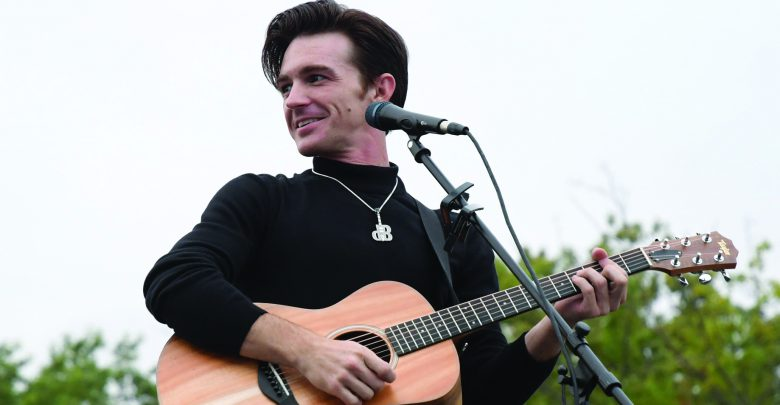 Photo of Drake Bell takes some time at Rider