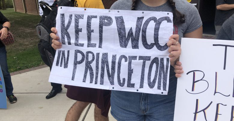 Photo of Professor expresses feelings on WCC move