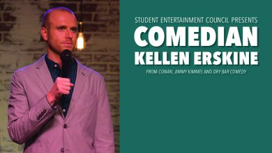 "Photo of ""Relatable"" comedian is coming to Rider"
