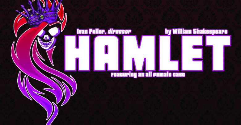 """Photo of Long live the queen; Rider's all-female """"Hamlet"""""""